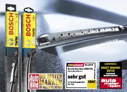 Extra Bosch Scheibenwischer Aktion